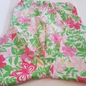 Lilly Pulitzer Lounge Pants in size medium